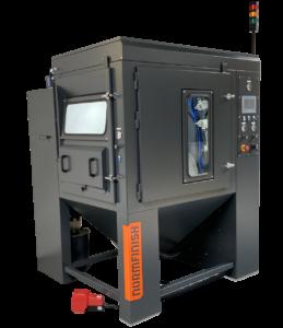 Normfinish-3D-print-straalcabines_3D excel
