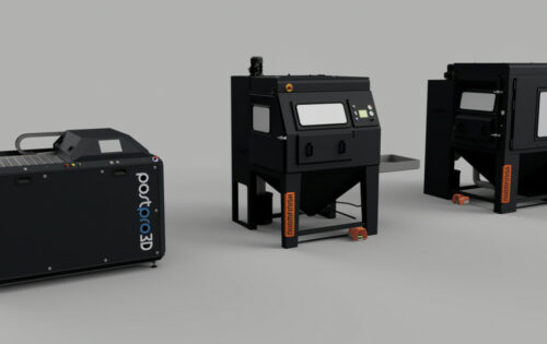 Normfinish additive technology AMT 3D Post-Processing